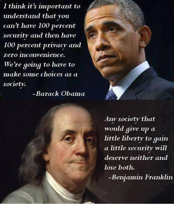 Ben vs Obama