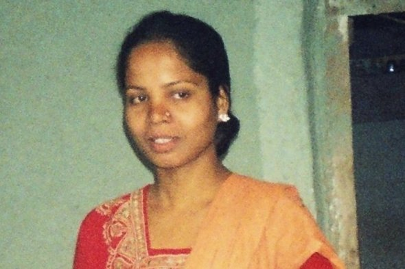 Photo of Asia Bibi